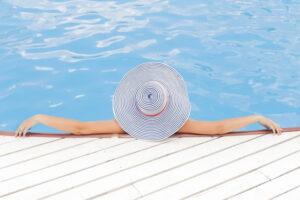 Chemical free spa