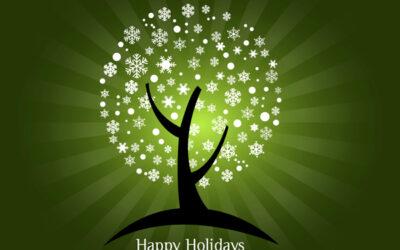 Environmentally Friendly Around the Holidays