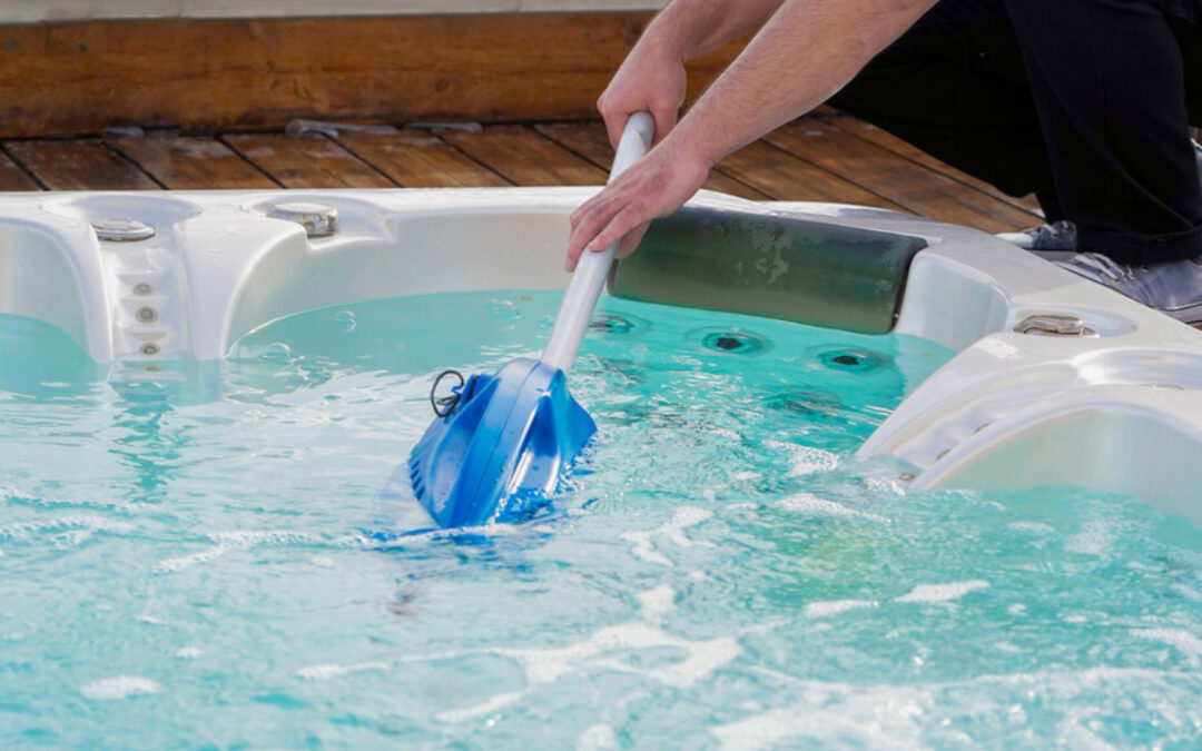 Signs and Methods to do a Hot Tub Water Purge