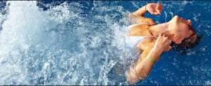 natural hot tub cleaner